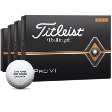 Titleist Pro V1 High Number Golf Balls - Buy 3 Get 1 Free