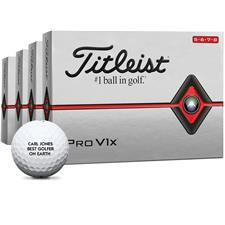Titleist Pro V1x High Number Golf Balls - Buy 3 Get 1 Free
