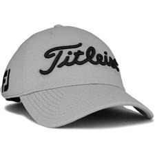 Titleist Men's Tour Ace Golf Hat - Grey-Black