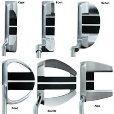 Tour Edge Left Pure Feel Template Series Putter