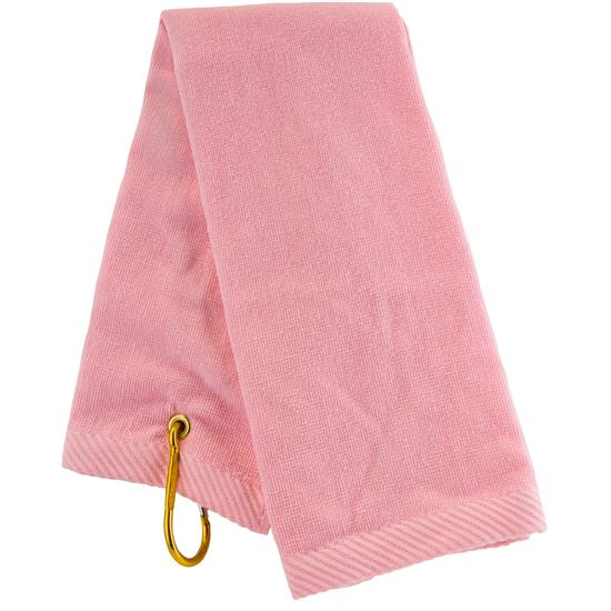 Tri-Fold Golf Towel