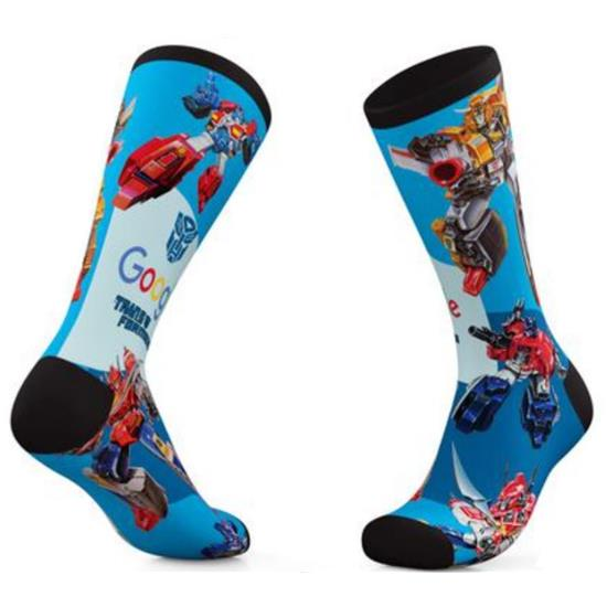Tribe Men's Custom Fashion Crew Socks