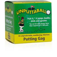 Trick Balls World's Best Golf Joke Balls - Unputtaball