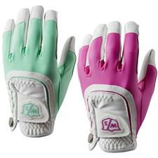 Wilson Staff Fit-All Golf Glove for Women