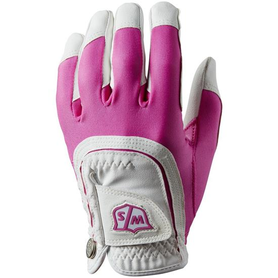 Wilson Staff Fit-All Golf Glove for Women