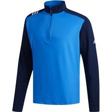 Adidas Men's 3-Stripes Core 1/4 Zip Sweatshirt