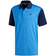 Adidas Collegiate Navy-True Blue Ultimate 2D Camo Polo