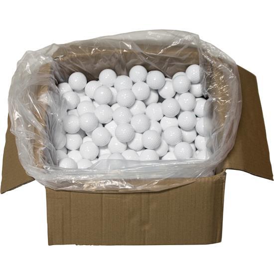 Blank White Bulk Golf Balls - 25dz