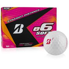 Bridgestone e6 Soft Lady Novelty Golf Balls