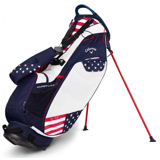 Callaway Golf Hyper-Lite 3 Stand Bag - USA
