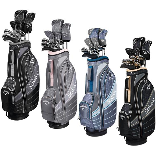 Callaway Golf Solaire 11-Piece Complete Set for Women