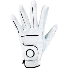 Classic Combo Leather Golf Glove w/ Removable Ball Marker - Medium/Large - Left Hand