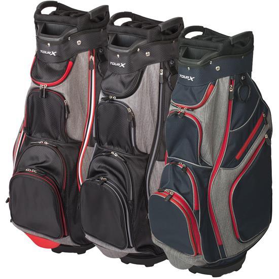 Tour X 14-Way Cart Bag