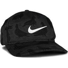 Nike Men's Aerobill Classic 99 PGA Print Hat - Anthracite-Anthracite-Sail