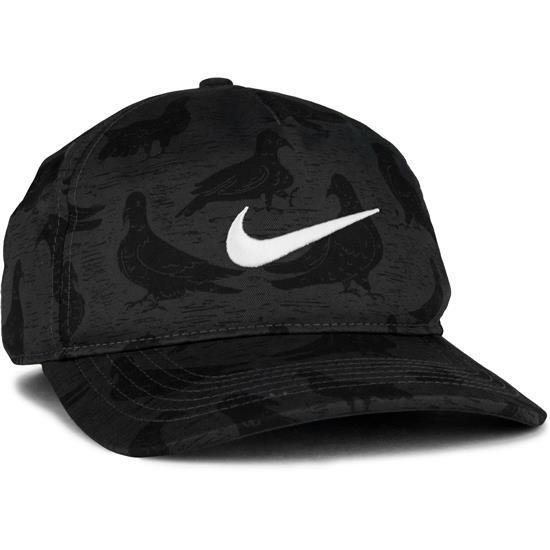 5da15cb452435 Nike Men s Aerobill Classic 99 PGA Print Hat - Anthracite-Anthracite ...