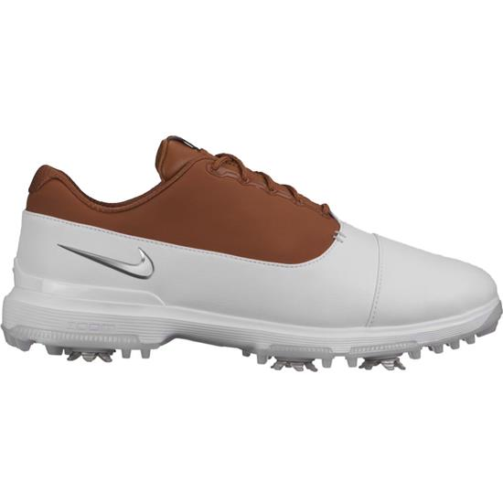 Air Zoom Victory Pro Golf Shoes White Metallic Silver White 8 12 Wide