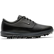 Nike Black-Metallic Dark Grey-Summit White Air Zoom Victory Tour Golf Shoes