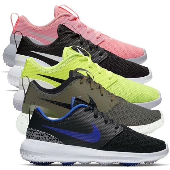 24131a38af08 Nike Men s Roshe G Junior Golf Shoes Golfballs.com