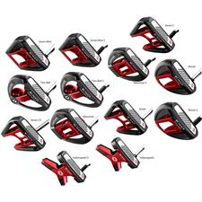 Odyssey Golf Left EXO Putters with Stroke Lab Shaft