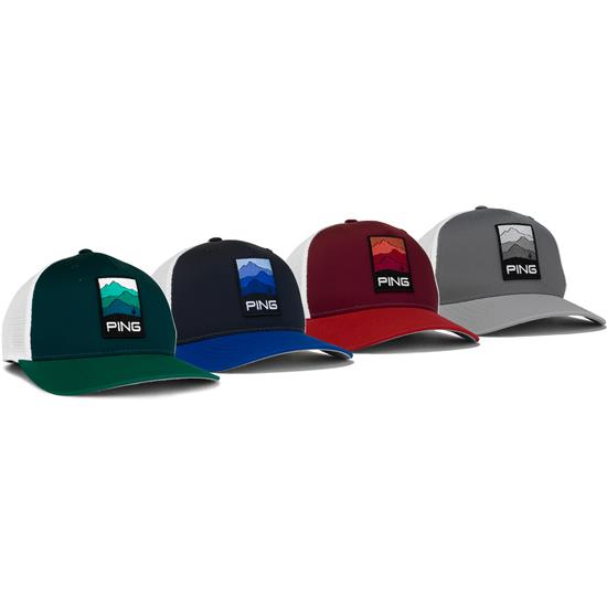 PING Men's Mountain Patch Hat