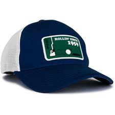 PING Men's Rollin 59 Hat - Navy