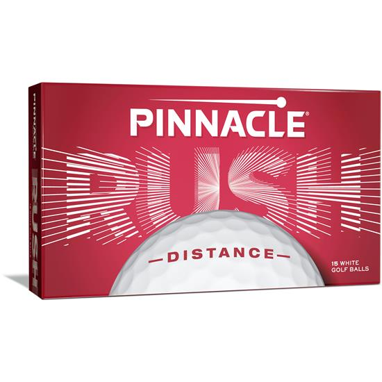 Pinnacle Rush Golf Balls - 15 Pack