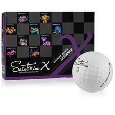Saintnine X ID-Align Golf Balls