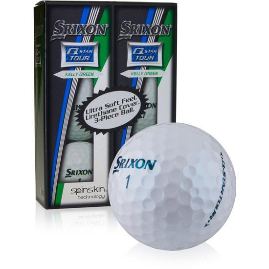 Srixon Limited Edition Q-Star Tour 2 Golf Balls - 6 Pack