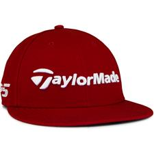 Taylor Made Men's New Era Tour 9Fifty Hat - Red