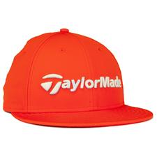 Taylor Made Men's Performance New Era 9Fifty Personalized Hat - Safety Orange