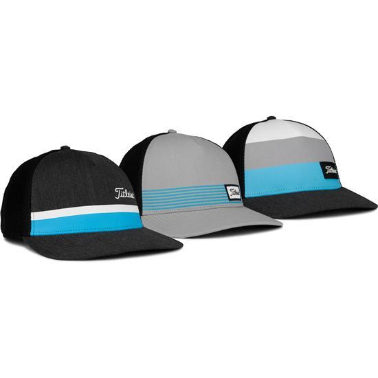 Titleist Men's Surf Stripe Aqua Collection Hat
