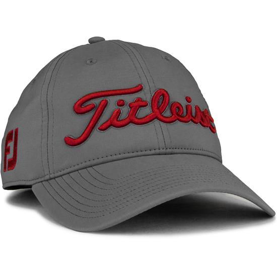 Titleist Men's Tour Performance Charcoal Collection Golf Hat