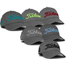 Titleist Men's Tour Performance Charcoal Collection Golf Hat