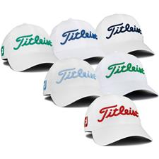 Titleist Men's Tour Performance White Collection Golf Hat