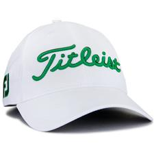 Titleist Men's Tour Performance White Collection Golf Hat - White-Hunter