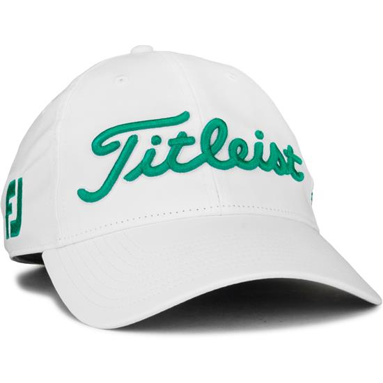 Titleist Men's Tour Performance White Collection Golf Hat