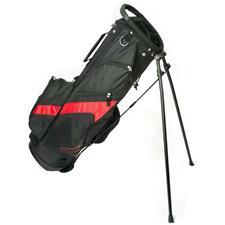 Tour X SS Stand Bag - Black-Red