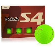 Volvik S4 Green Golf Balls - 2019 Model