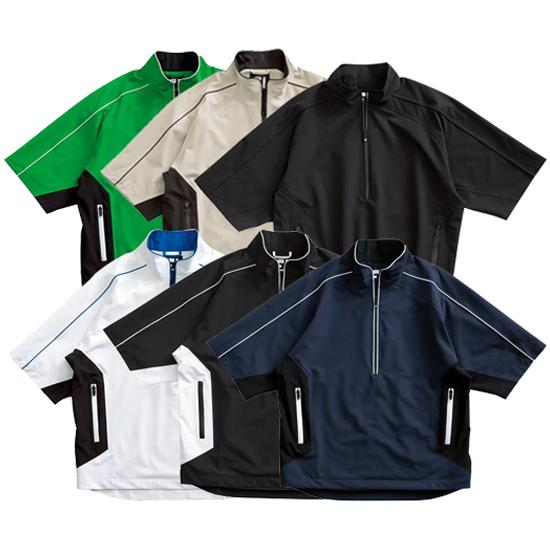 FootJoy Men's Custom Short Sleeve Rain Shirt