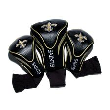 Team Golf Contour Headcovers - 3 Pack