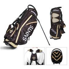 Team Golf Fairway Stand Bag - New Orleans Saints