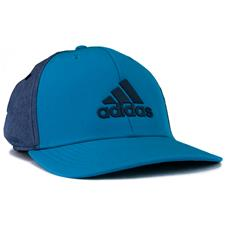 Adidas Men's A-Stretch Badge Sport Tour Personalized Hat - Active Teal
