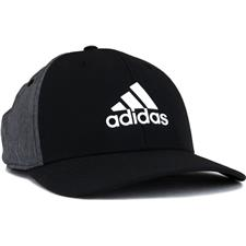 Adidas Men's A-Stretch Badge Sport Tour Personalized Hat - Black