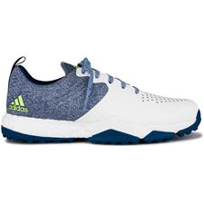 Adidas Legend Marine-Cloud White-Hi Res Yellow Adipower 4orged Sport Golf Shoes