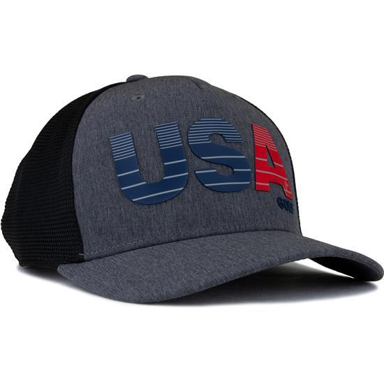 Adidas Men's USA Trucker Hat
