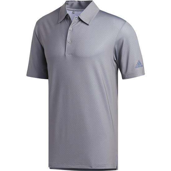 Adidas Men's Ultimate365 Dot Print Polo