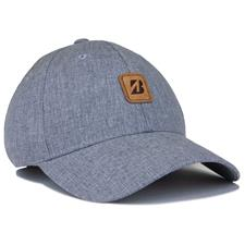 Bridgestone Men's Swing Easy Lifestyle Personalized Hat - Grey