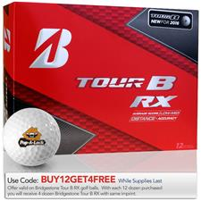 Bridgestone Custom Logo Tour B RX Golf Balls