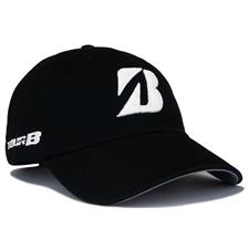 Bridgestone Men's Tour B Relax Hat - Black