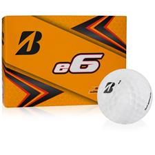 Bridgestone e6 Monogram Golf Balls